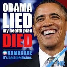 ObamaCare - the lies carry on…
