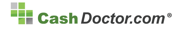 Cash Doctor Logo